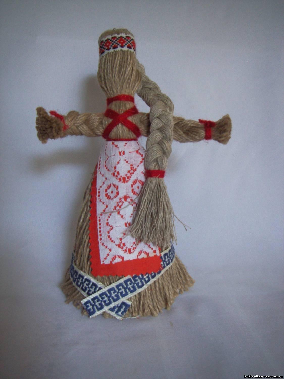 Кукла филипповка своими руками